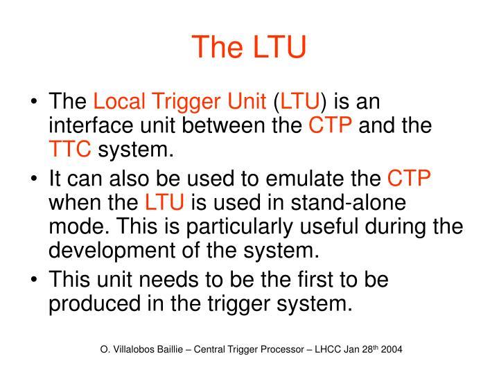 The LTU