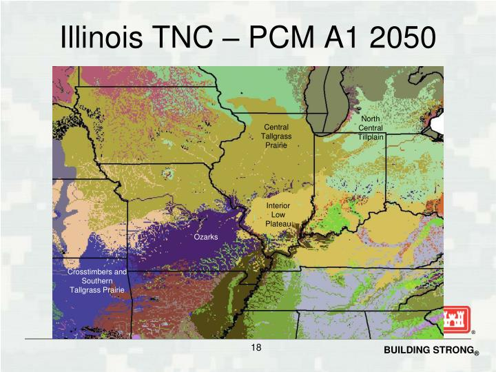 Illinois TNC – PCM A1 2050