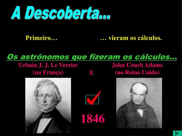 Urbain J. J. Le Verrier
