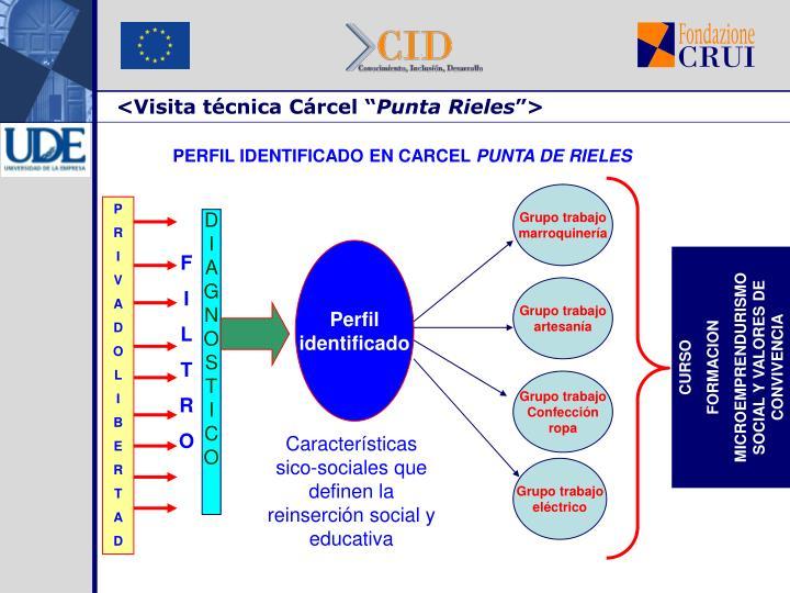 """<Visita técnica Cárcel """""""