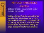 metoda harcerska cechy3