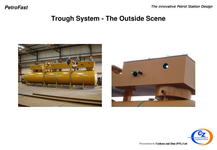 Trough System - The Outside Scene