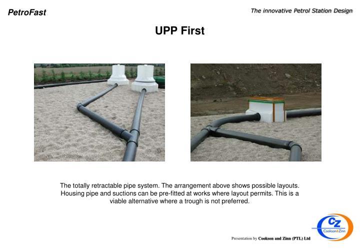 UPP First