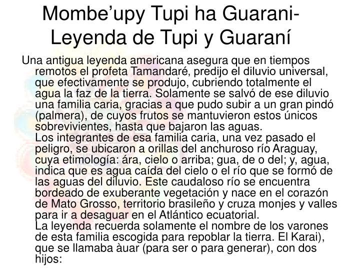 Mombe'upy