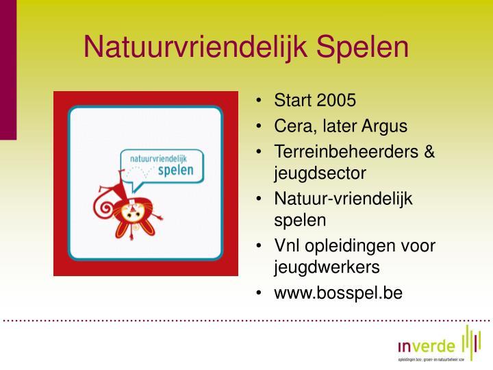 Start 2005