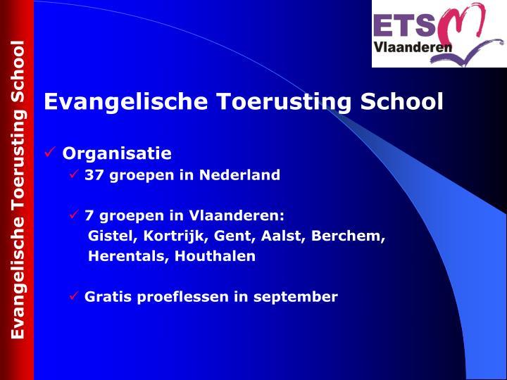 Evangelische Toerusting School