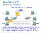 operation of vtp2
