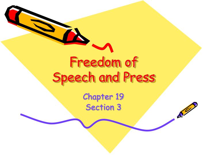 Freedom of
