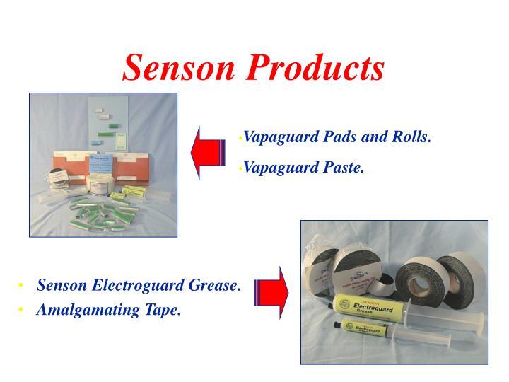 Senson Products