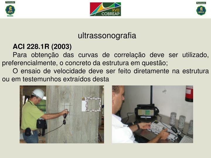 ACI 228.1R (2003)