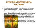 literatura precolombina colombia1