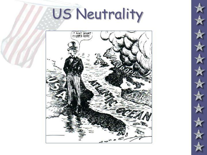 US Neutrality