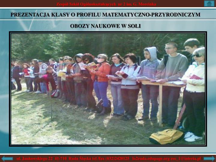 Zespół Szkół Ogólnokształcących