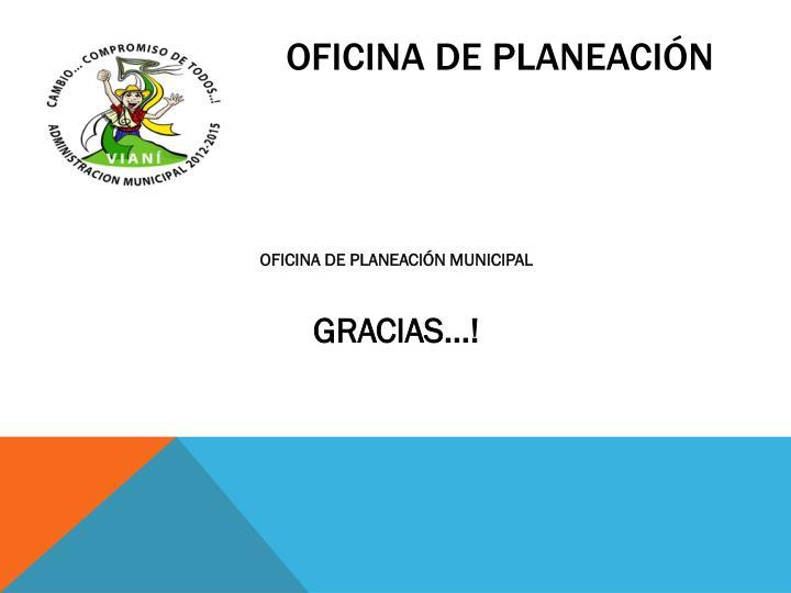 OFICINA DE