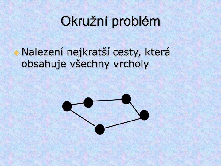 Okružní problém