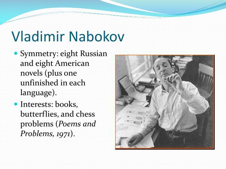 power of diction vladimir nabokov essay Vladimir nabokov's ada : art, deception, ethics the third of vladimir nabokov's infamous earlier drafts of this essay.