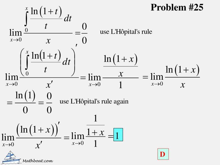 Problem #25