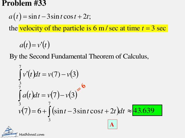 Problem #33