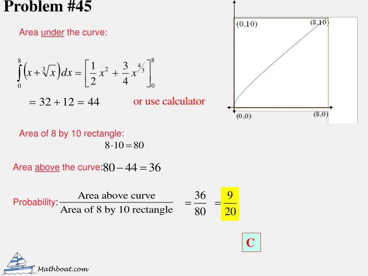 Problem #45