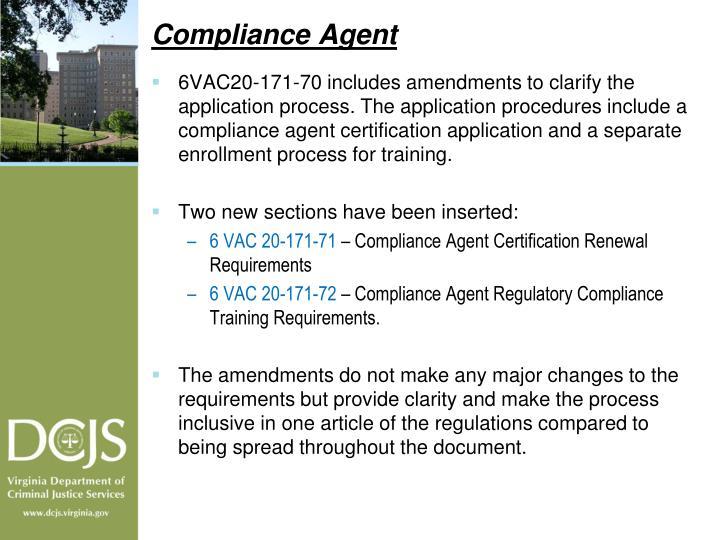 Compliance Agent