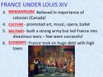 france under louis xiv2