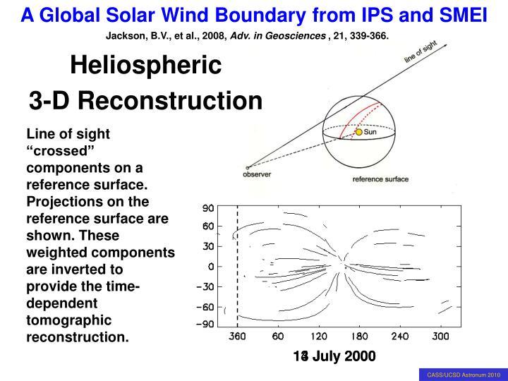 Heliospheric