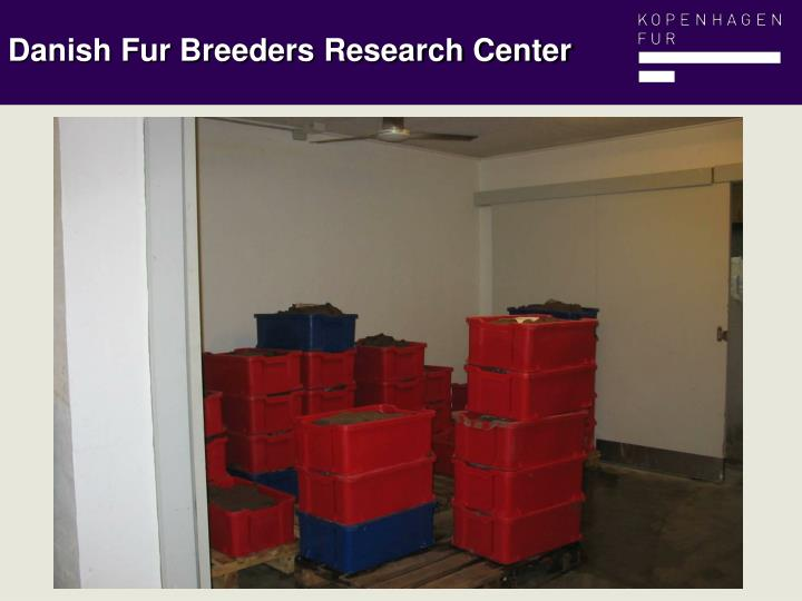Danish Fur Breeders Research Center
