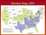 election map 1876