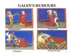 galen s humours