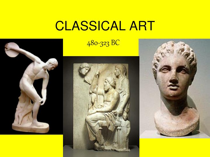 essay about classicism art Essay writing guide learn the art of brilliant essay writing with help from our teachers learn more.