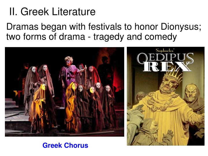 the three tragic poets at the annual festival of dionysus Ancient greek theater the theater of dionysus, athens (saskia, ltd)  founds the festival of the greater dionysia  the sixteenth tragic poet after the first .