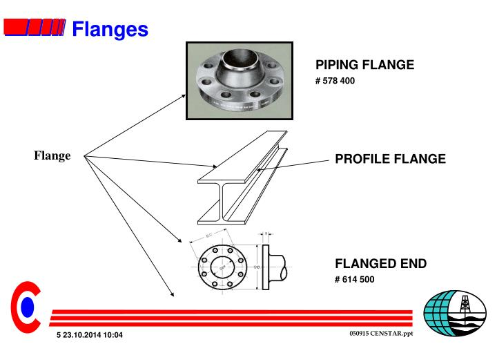 PIPING FLANGE