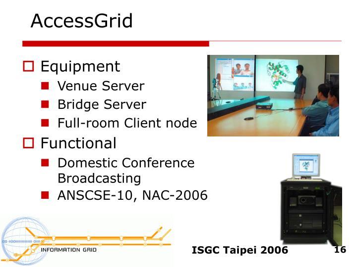 AccessGrid