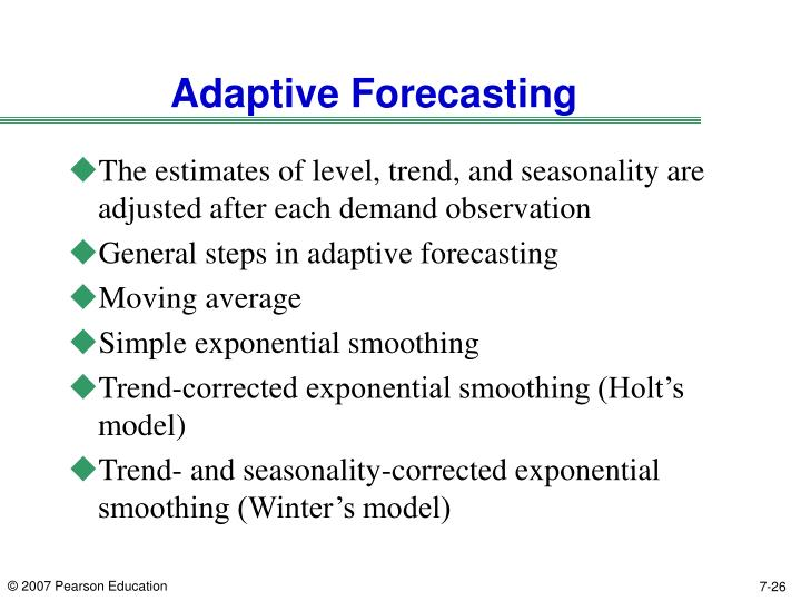 demand forecasting essay Important factors that are involved in published by experts share your essayscom is the home of important factors that are involved in demand forecasting.
