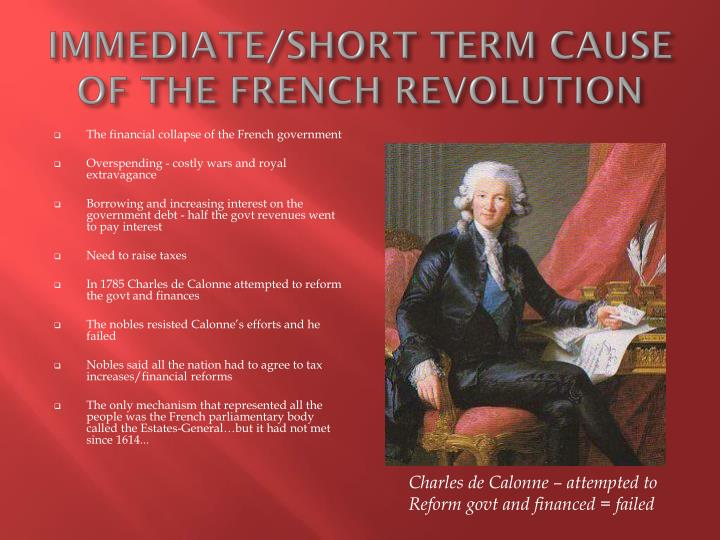 short essay on the french revolution Kids learn about the history of the french revolution including causes, major events, reign of terror, national assembly, symbols, famous people, storming of the.