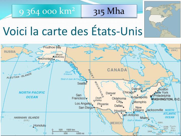 9 364 000 km²