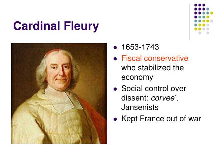 Cardinal Fleury