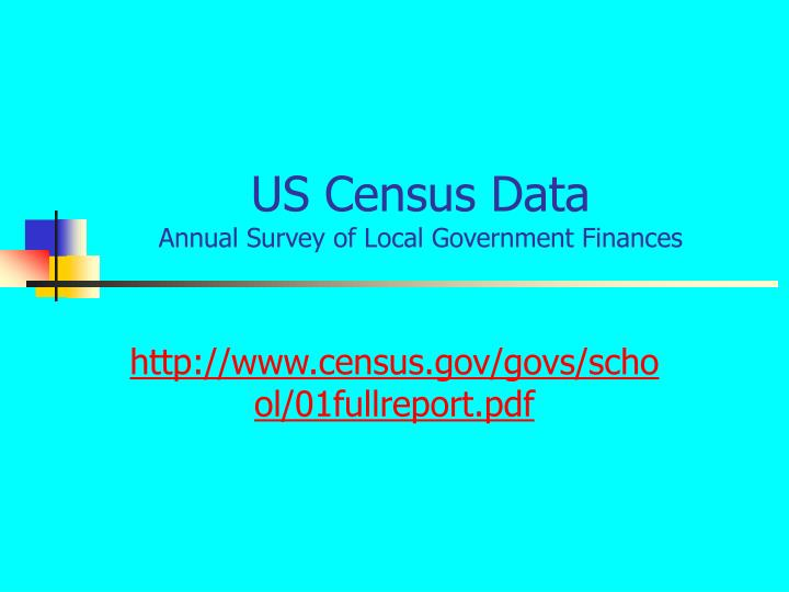 US Census Data