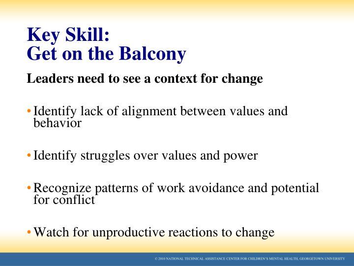 Key Skill: