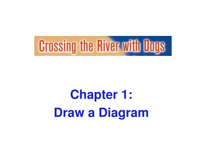 Chapter 1 draw a diagram
