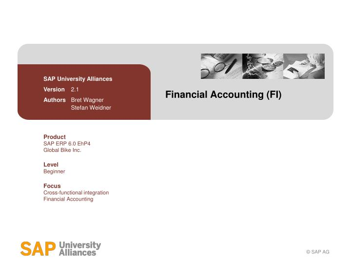 Financial accounting fi