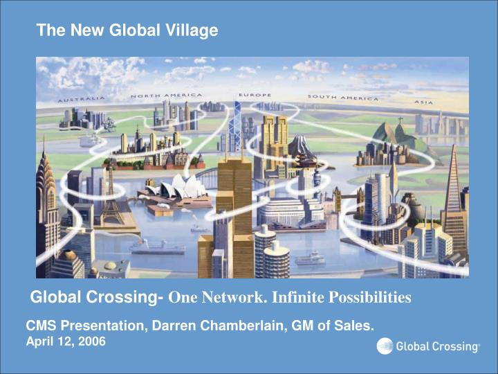 Global Crossing-
