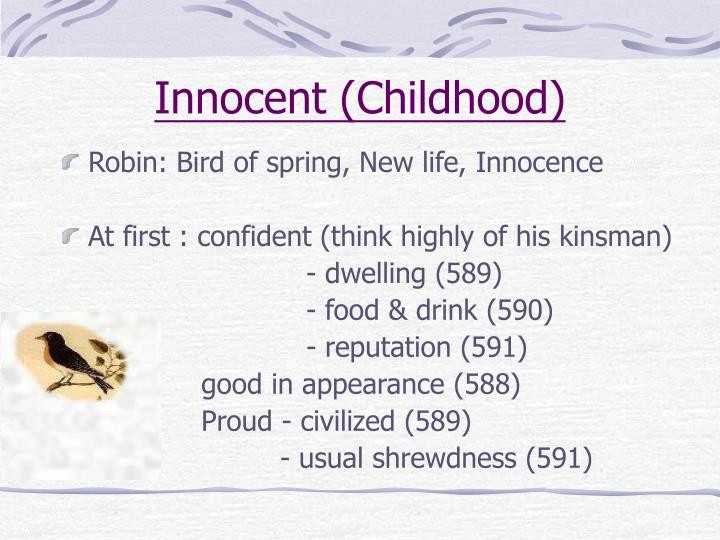 Innocent (Childhood)