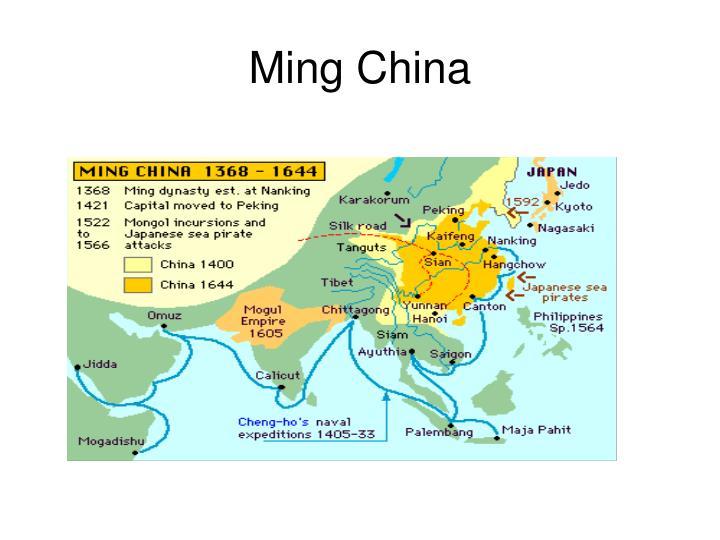 Ming China