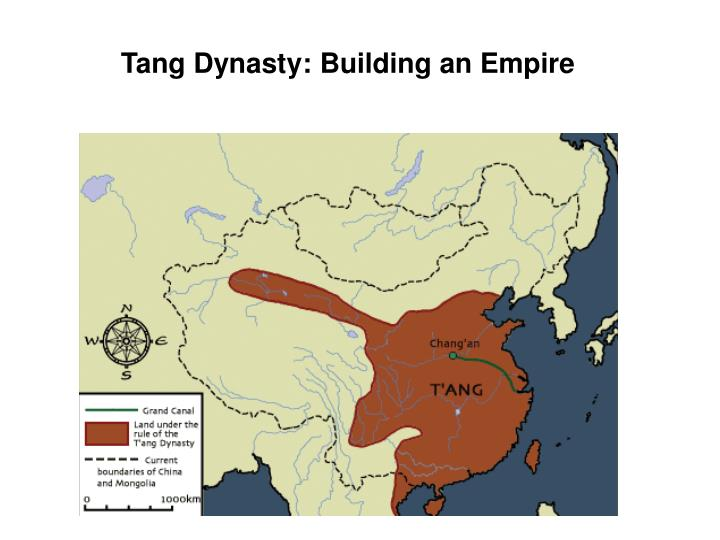Tang Dynasty: Building an Empire