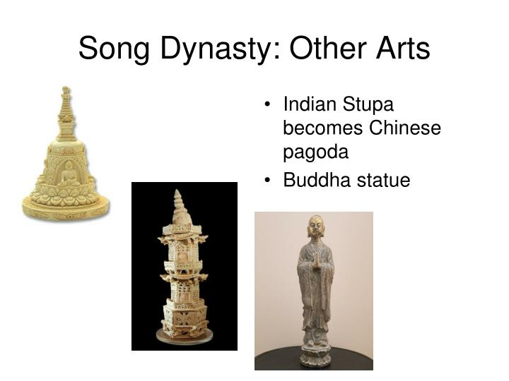 Song Dynasty: Other Arts