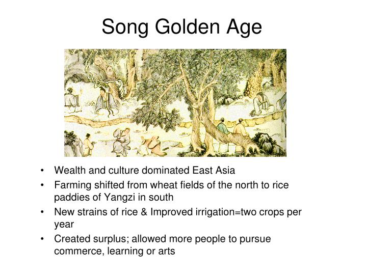 Song Golden Age