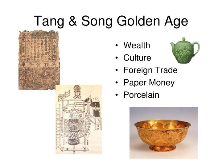 Tang & Song Golden Age