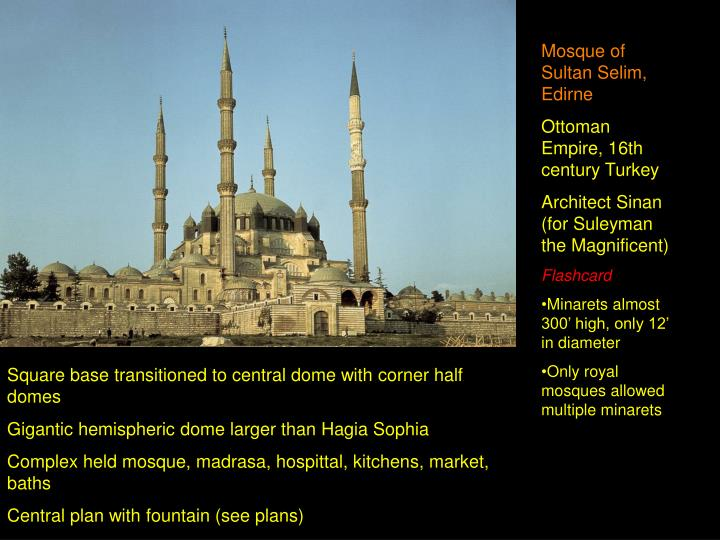 Mosque of Sultan Selim, Edirne