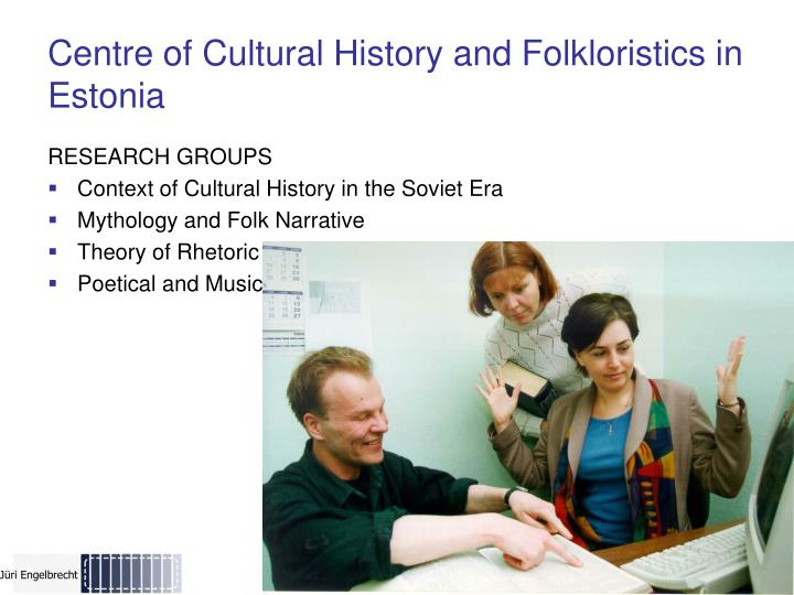Centre of Cultural History and Folkloristics in Estonia